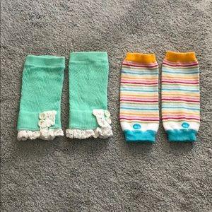 Other - 2 Sets of Infant Legwarmers